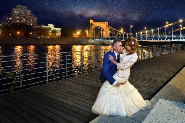 Gdzie wykonać sesję ślubną we Wrocławiu?