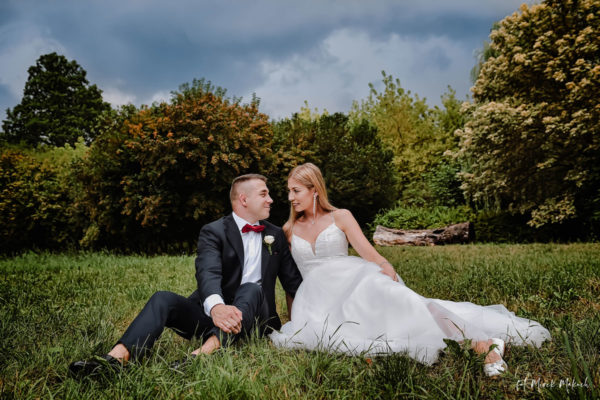 Fotografia ślubna, weselna Namysłów, plener na Młyńskich Stawach